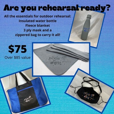 Rehearsal Package