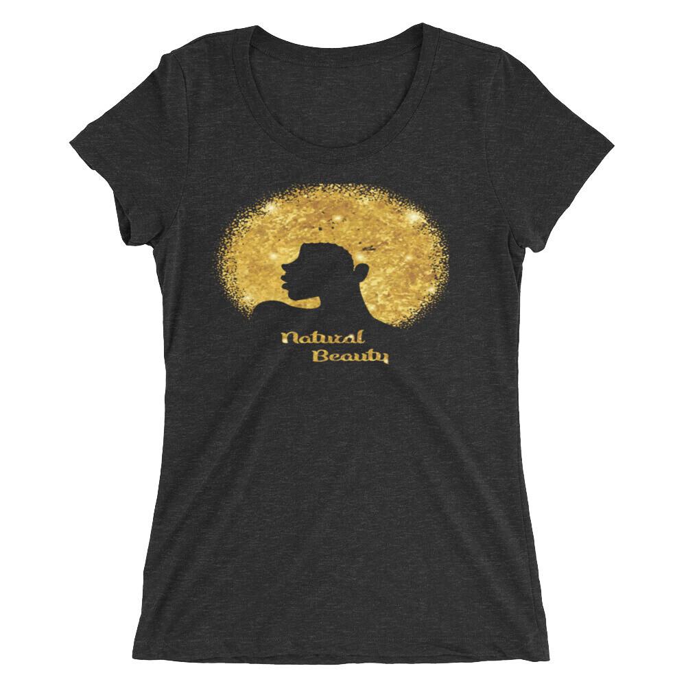 Ladies' short sleeve t-shirt