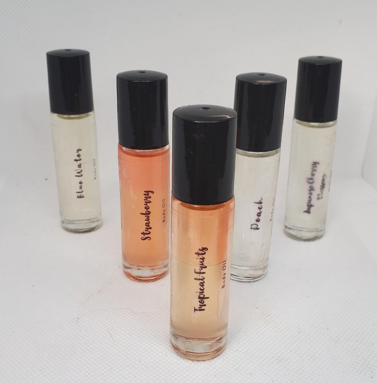 FeeChi Body Scented Body Oil
