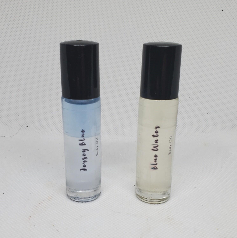 Men's Body Oil