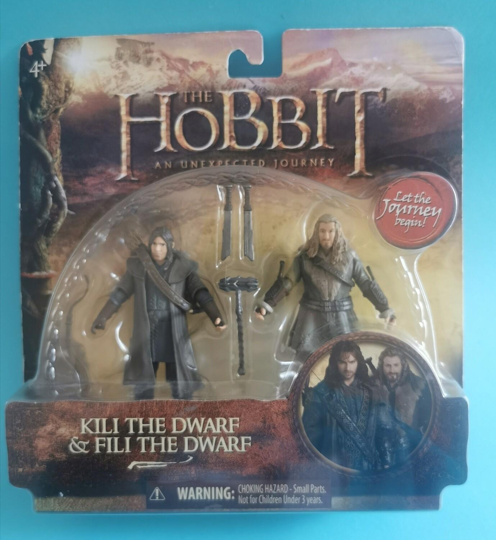 KILI & FILI El hobbit