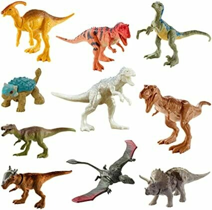 Jurassic World Dinosaurs for 7 year old