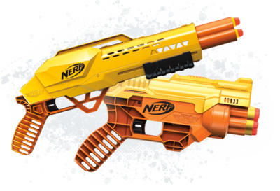 Nerf Gun & Bullets for 9 year old