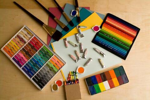 Art Supplies for homeless teen