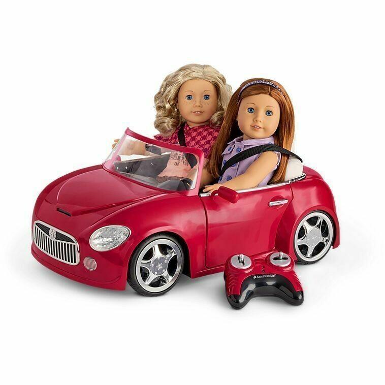 American Girl Car for homeless child