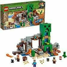 Lego Minecraft for homeless child