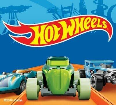 Hot Wheels for homeless child