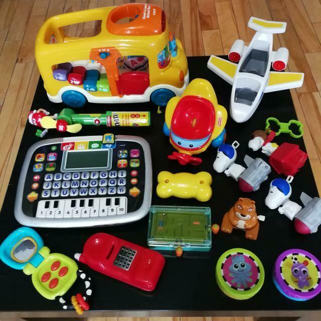 Assorted toys/dolls for homeless children