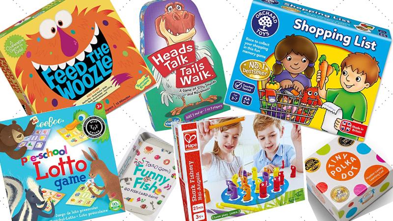Board Games for homeless children