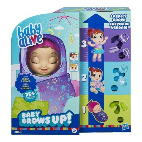 Baby Alive Doll for homeless child