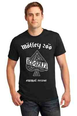 Ace of Spays Motley Zoo Design