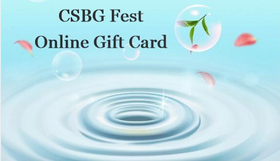 Fest Gift card