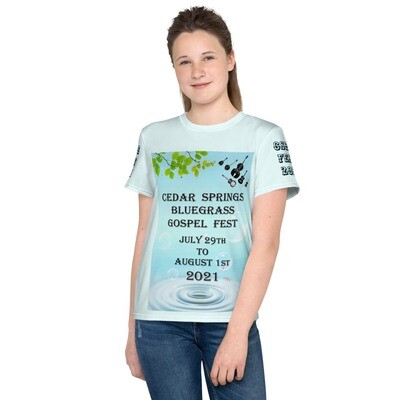 2021 Youth T-shirt
