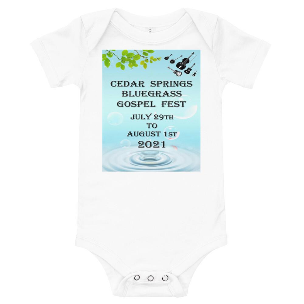 """2021 """"One-sie"""" Baby T-Shirt"""