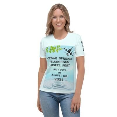 2021 Women's T-shirt