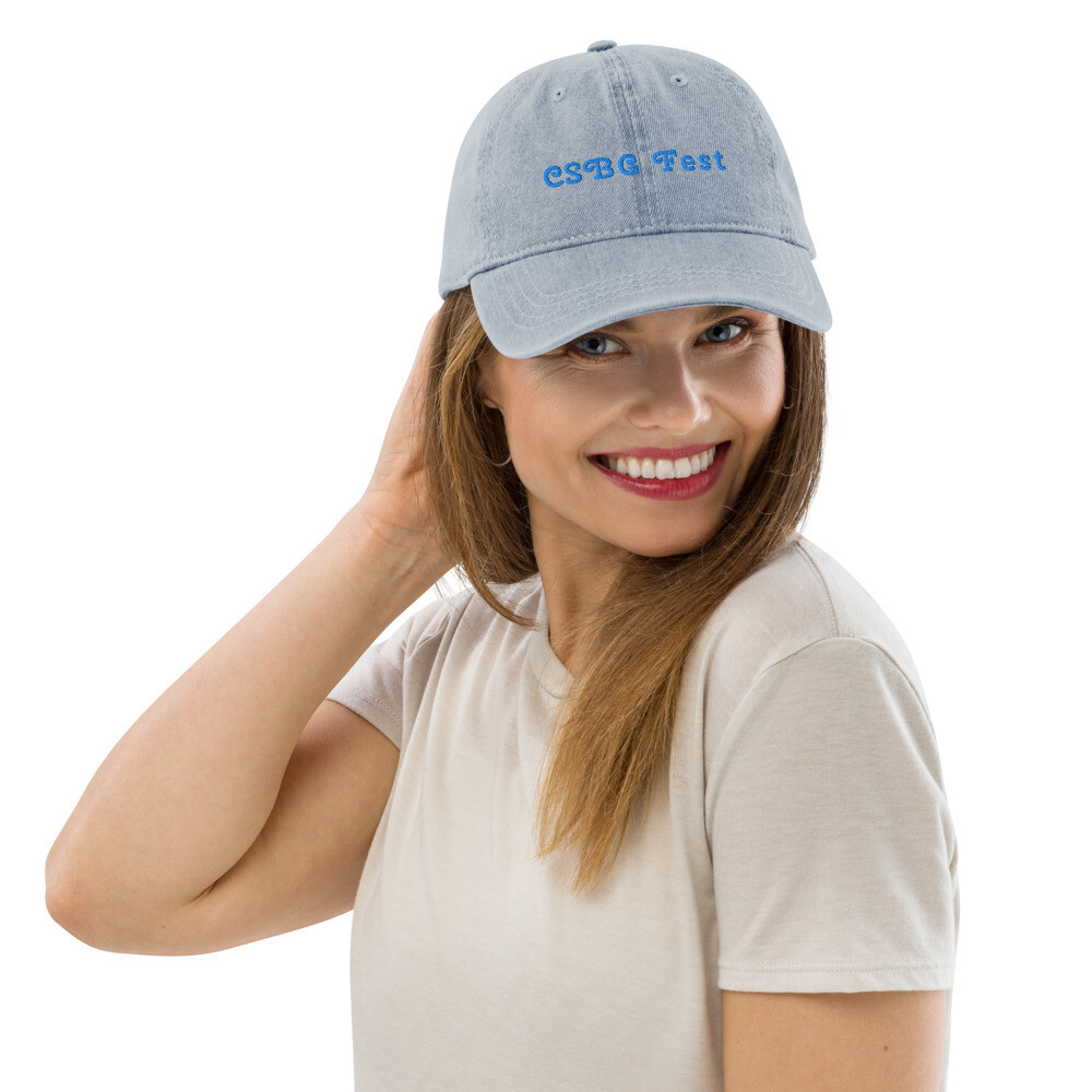 Fest Denim Hat