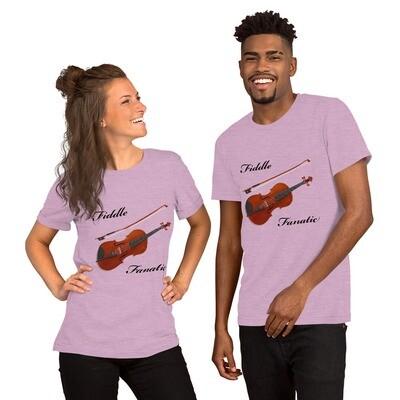 Fiddle Unisex T-Shirt