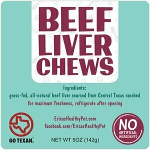 Beef Liver Chews