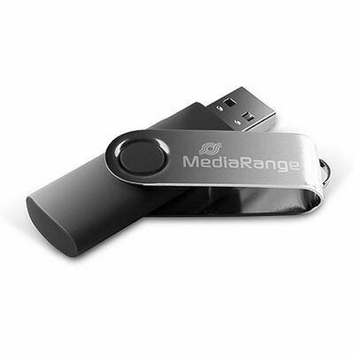 USB MEDIARANGE - USB 2.0 - 4 GB