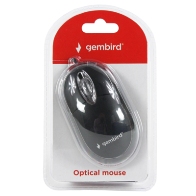 MOUSE  GEMBIRD OPTIK USB