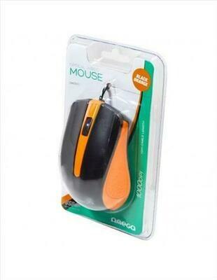MOUSE OMEGA OPTIK USB