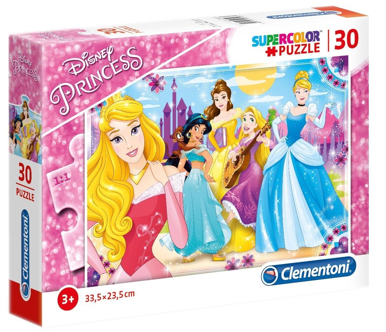 Puzzle DISNEY Princess 30 pieces