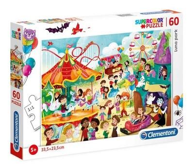 PUZZLE Clementoni Luna Park Puzzle 60 Pieces