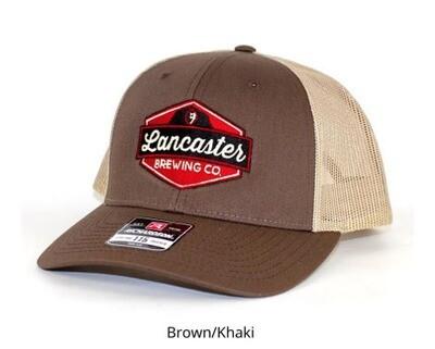 LBC Logo Hat  - Brown/Khaki