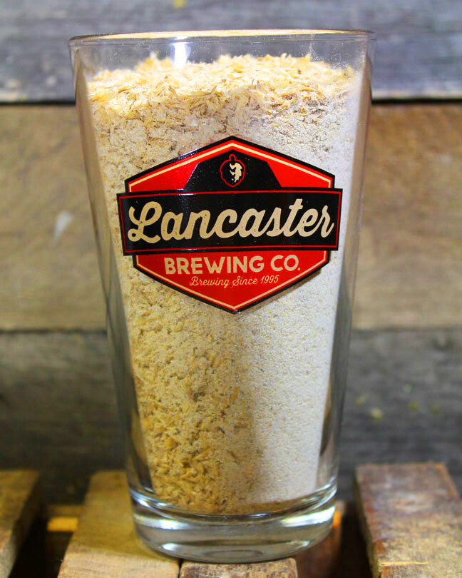 4-pack - LBC Double Sided 16 oz. Pint Glass
