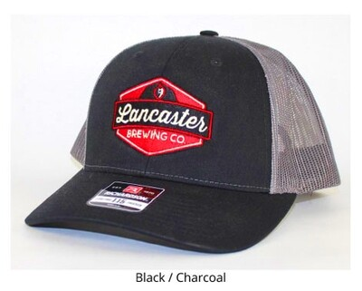 LBC Logo Hat Black/Charcoal