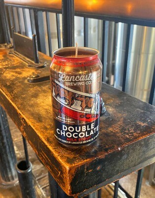 Double Chocolate Milk Stout Beer CANdle