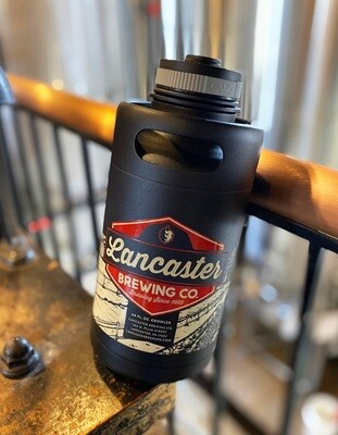 64OZ MiniKeg Insulated Growler - FREE SHIPPING