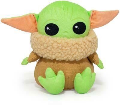 Star Wars Baby Yoda The Child Mandalorian Juguete de peleche para perro