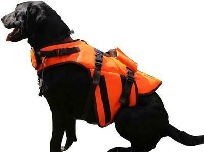 Chaleco salvavidas para perros de Aussie Naturals - XS, M, L