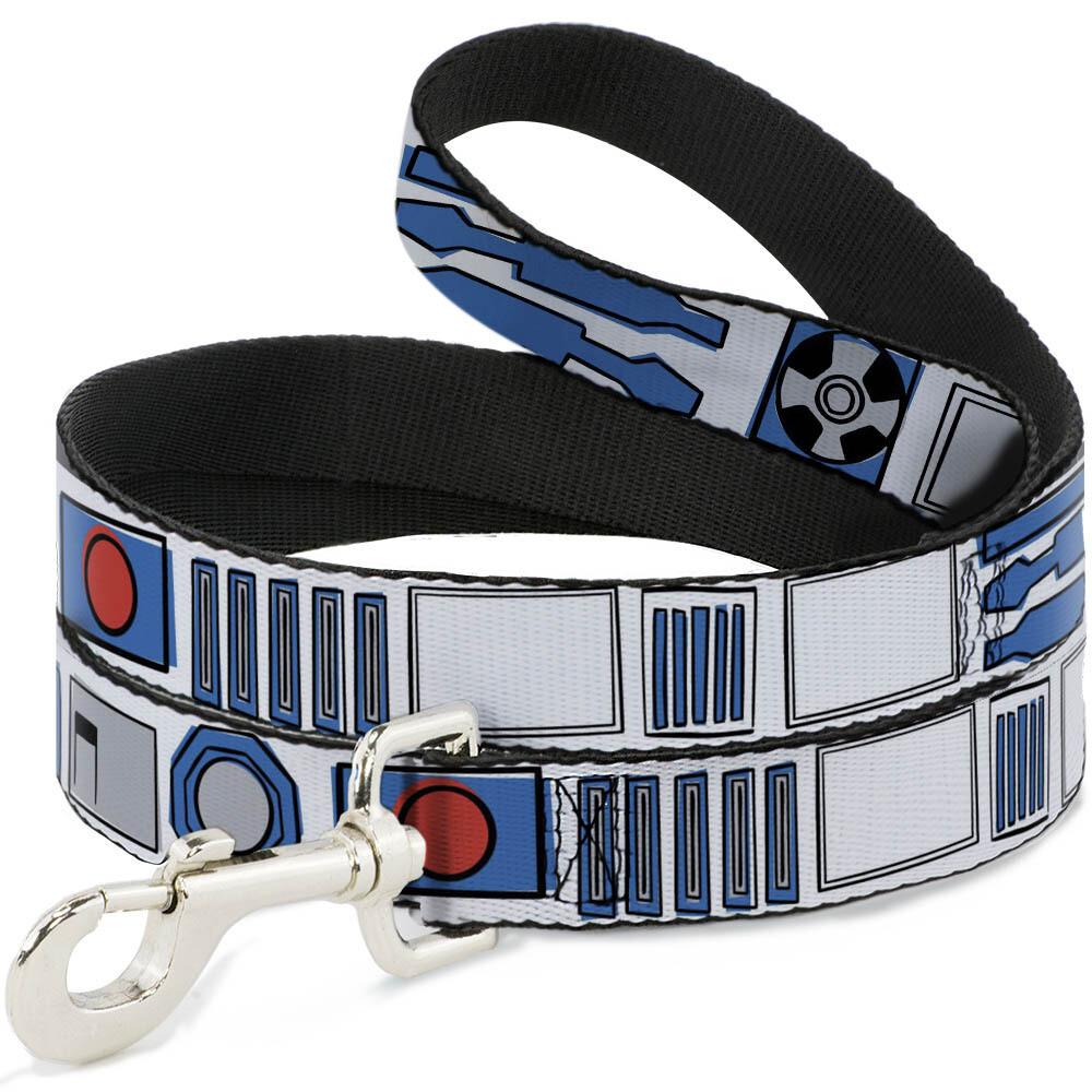 Correa de perro importada - Star Wars R2-D2