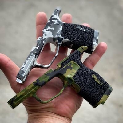 Sig Sauer P365XL TropiCam + Stippled Grip Module