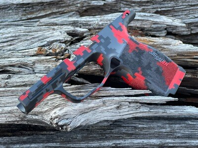 Sig Sauer P365XL Red DigiCam Grip Module- (READY-2-SHIP)