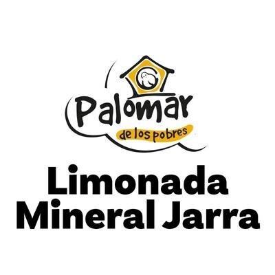 Limonada Mineral Jarra