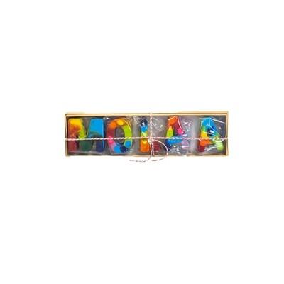 MOLAA Crayon Set