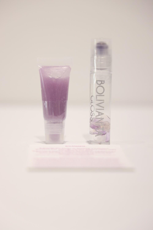 Bolivian Stone Lip Gloss & Scrub Set