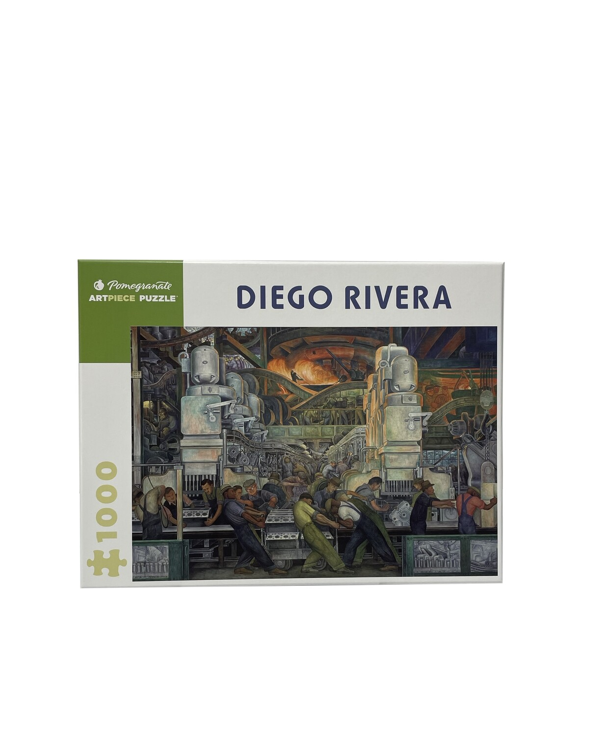 Diego Rivera: Detroit Industry Puzzle