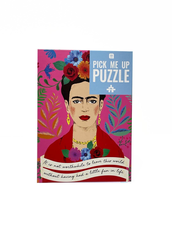 Frida Kahlo Pick Me Up Puzzle