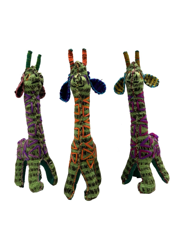 Mexican Giraffe Wool Animalito