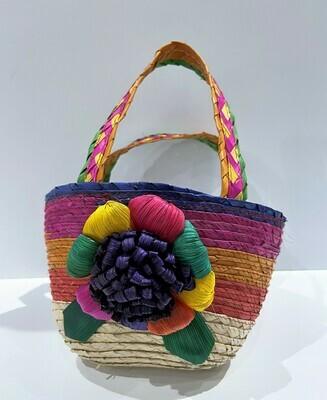 Mexican Palma Mini Flower Bag