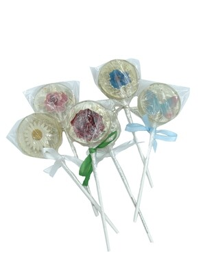 Hand-Crafted Lollipops