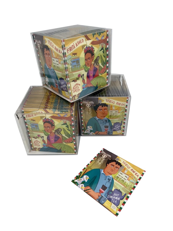 Artists Tea Cube