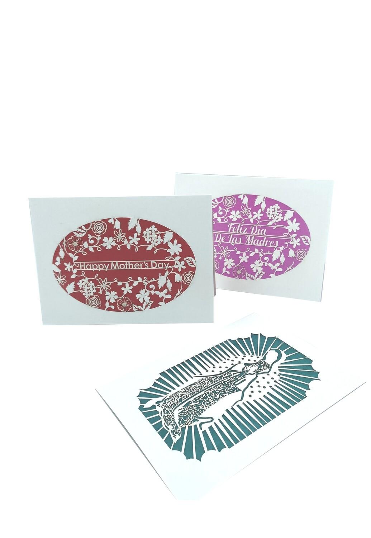 Papel Picado Greeting Cards