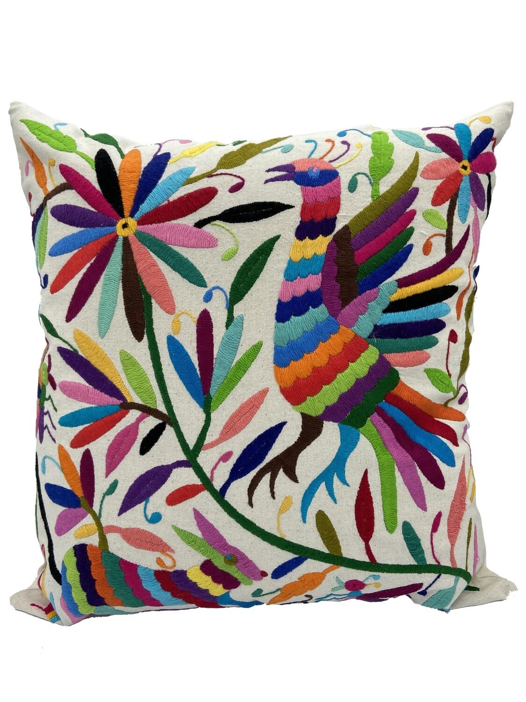 Mexican Otomi Pillowcase