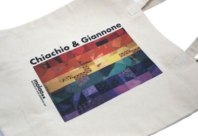 Chiachio & Giannone Pride Flag Tote