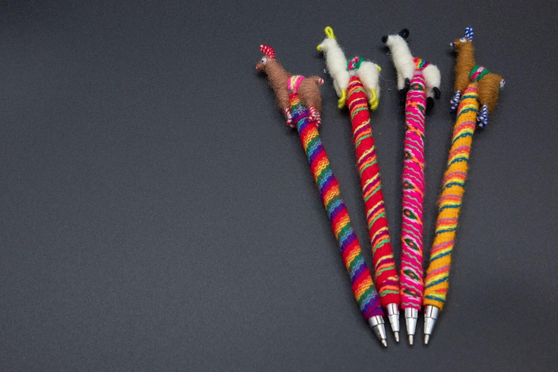 Peruvian Llama Pen